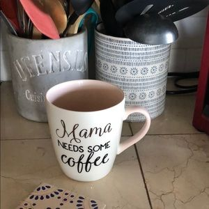"🍁3/$15 New - ""Mama Needs Coffee""Mug 6/$25🍁"